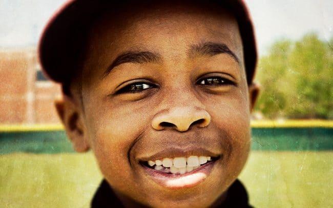 Portrait of Boy, William, Baseball Player