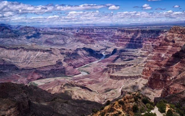 Colorado River, South Rim, Grand Canyon