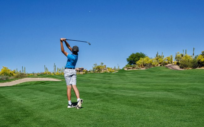 Troon North Golf Club, Scottsdale Arizona