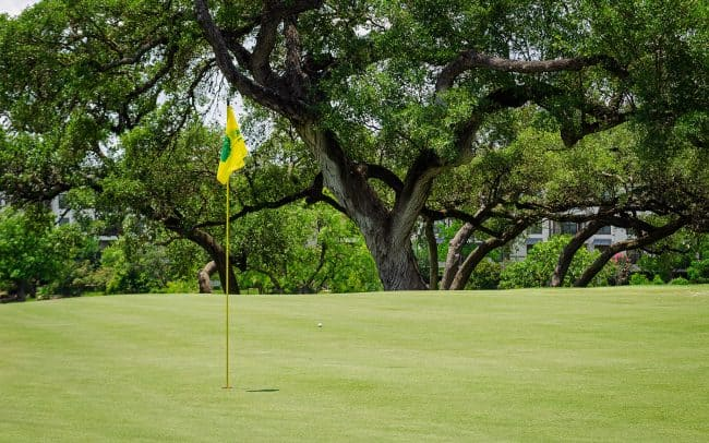 Oak Hills Country Club, San Antonio, Texas