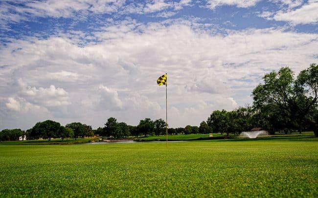 Abilene Country Club, Abilene, Texas