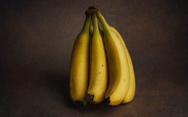 Still Life of Bananas